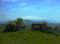 Southside of Mt Etna Sicily