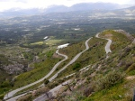 Magnificent bike roads on Crete