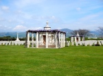 Commonwealth War Graves cemetery at Salerno