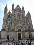 Cathedral at Orvieto