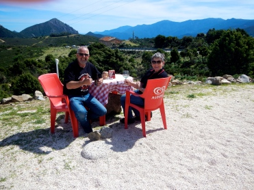Long live the Sardinia Autostrada - Cheers