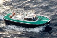 Marseille Port pilot boat