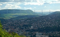 Millau Viaduct - Worlds highest and longest bridge