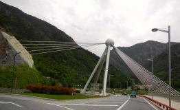 """Andorra's answer to Melbourne's """"Cheese Stick"""""""
