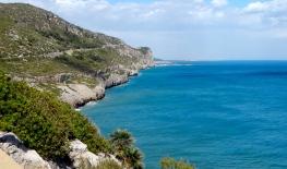 Coast South of Barcelona