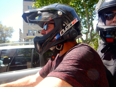 Cruising in Barcelona