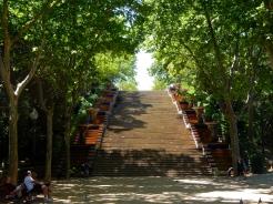 Barcelona gardens
