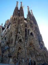 Thats different ! Sagrada Family Church - Barcelona