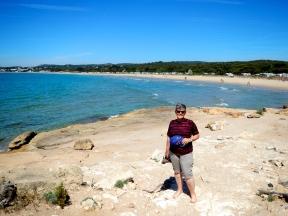 Daily beach walk - Tarragona beach