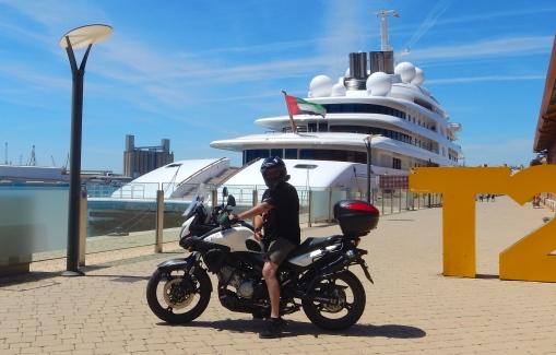 Big boats - Tarragona Harbour