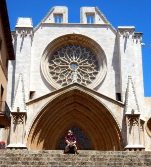 Catholic Church -Tarragon Spain