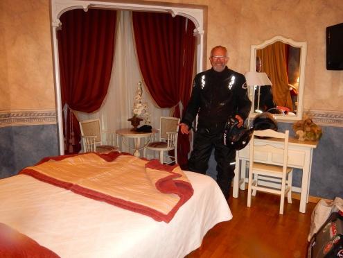 Was a great hotel, low cost (still in off season)