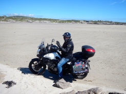 More beach riding, Irish North West Coast