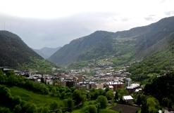 Town of Escaldes Engordany