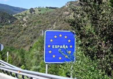 So long Andorra, hello Spain !