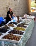 Olives a plenty