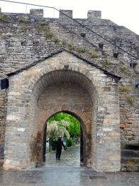 Ainsa Castle