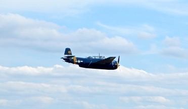 Grumman Advenger Torpedo Plane