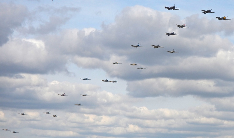 The Balbo Formation fly over to end the day