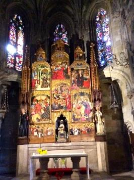 Chapel of the Cardona family