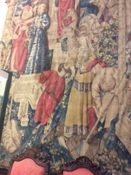 Stunning tapestry - HUGE!