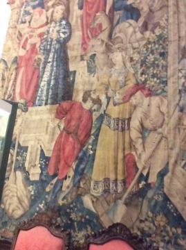 Stunning tapestry - HUGE!