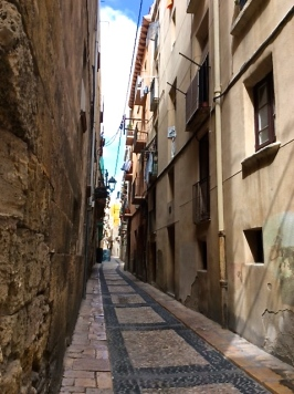 Lovely narrow streets