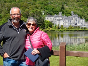 Beautiful Kylemore Abbey - Galway - Ireland