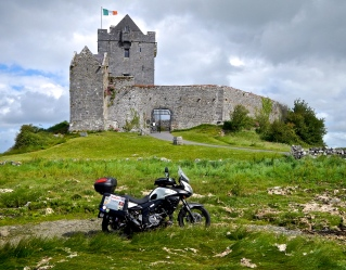 Irish Castle - County Clare