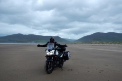 Beach action - Dingle Peninsula - Ireland