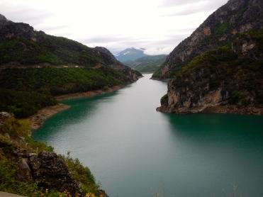 Esera river - different angle/light