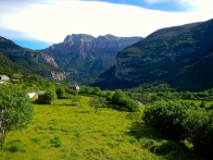 How green is my valley - Spanish Pyrénées