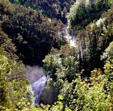 One big waterfall