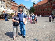 Warsaw - Poland - Old town