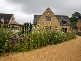 Beautiful English gardens - Lower Slaughter