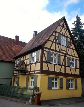 A house on a house
