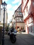 Street view of Boppard