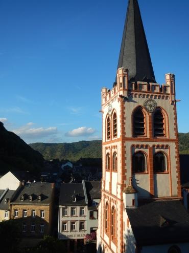 Old town Bacharach