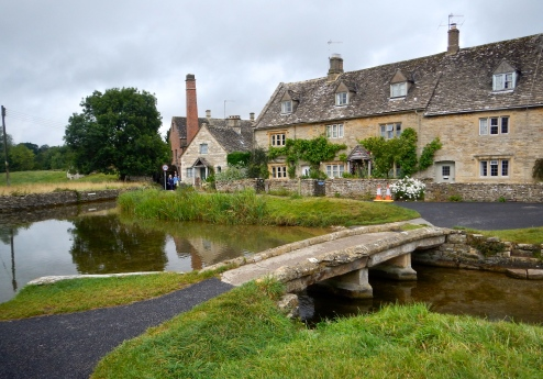 Village in Cotswolds