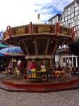 Lovely old carousel