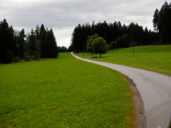 Bavarian country roads are just the best..