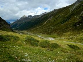 Big mountains, big valley's