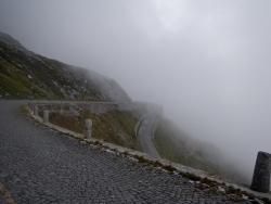 Simplon Pass near Italian boarder