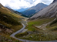 Many fine valley roads through out the Italian Alps