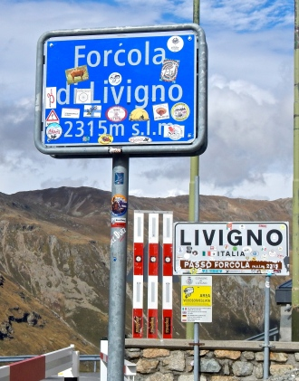 Another high Italian Pass