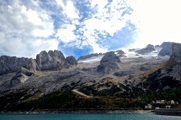 More Italian glaciers and great little dirt roads made for the adventurous..