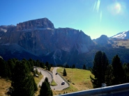 Dolomite Mountains