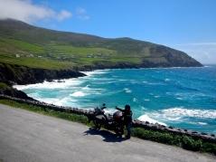 West Coast Wild Atlantic Way road