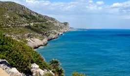 Roads along Spain's Southern Coast can be some of the best
