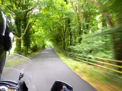 Plenty of riding like this in England
